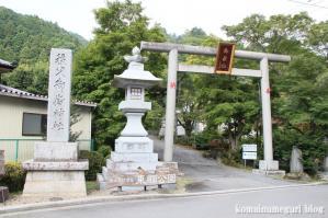 秩父御嶽神社(埼玉県飯能市坂石)1