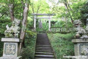秩父御嶽神社(埼玉県飯能市坂石)19