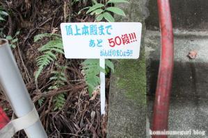 秩父御嶽神社(埼玉県飯能市坂石)38