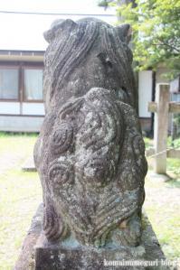 鳩ヶ谷八幡宮(岐阜県大野郡白川村鳩谷)8