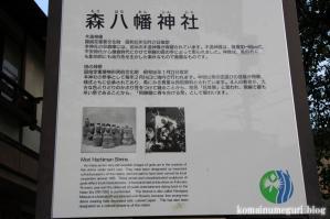 森八幡神社(岐阜県下呂市森)4