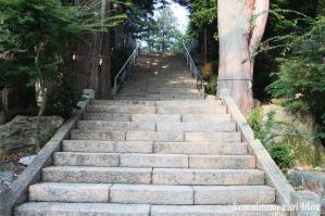 森八幡神社(岐阜県下呂市森)8