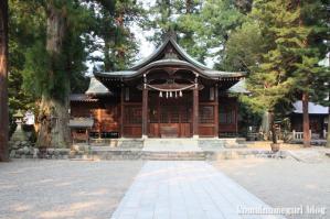 森八幡神社(岐阜県下呂市森)11