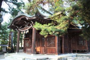 森八幡神社(岐阜県下呂市森)13