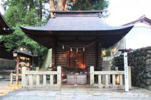 森八幡神社(岐阜県下呂市森)18