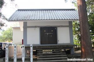 森八幡神社(岐阜県下呂市森)19