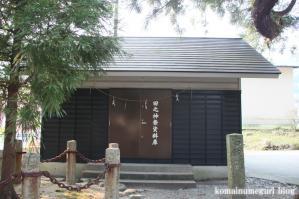 森八幡神社(岐阜県下呂市森)22