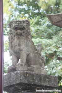 森八幡神社(岐阜県下呂市森)9