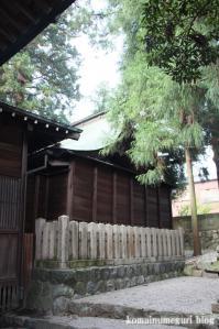 森八幡神社(岐阜県下呂市森)14