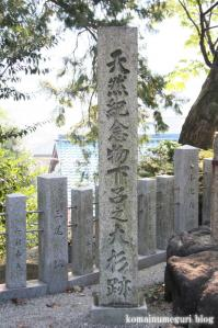森八幡神社(岐阜県下呂市森)23
