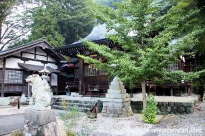 若宮八幡神社(岐阜県下呂市湯之島)11