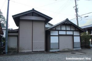若宮八幡神社(岐阜県下呂市湯之島)13