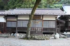 若宮八幡神社(岐阜県下呂市湯之島)16