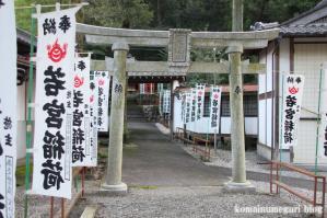 若宮八幡神社(岐阜県下呂市湯之島)18