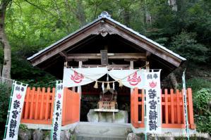 若宮八幡神社(岐阜県下呂市湯之島)21