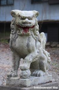 若宮八幡神社(岐阜県下呂市湯之島)7