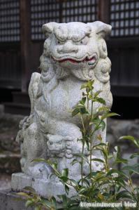 若宮八幡神社(岐阜県下呂市湯之島)8