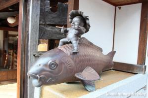 山桜神社(岐阜県高山有楽町)10