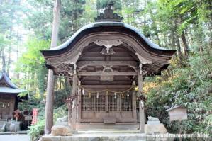 日枝神社(岐阜県)高山市城山35
