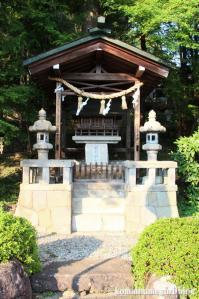 日枝神社(岐阜県)高山市城山3