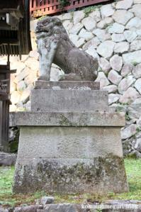 日枝神社(岐阜県)高山市城山53