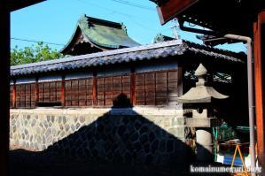 松本神社(長野県松本市開智)9