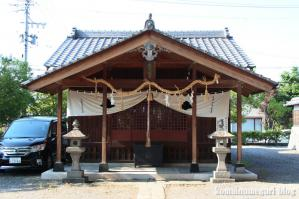 松本神社(長野県松本市開智)22