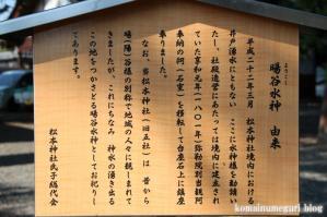松本神社(長野県松本市開智)25