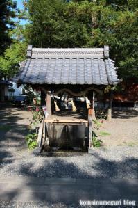 松本神社(長野県松本市開智)3