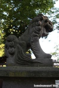 松本神社(長野県松本市開智)13