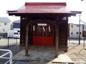 稲荷神社(府中市本宿町)6