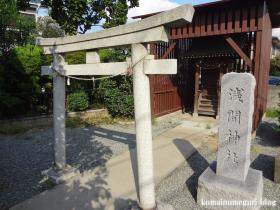 浅間神社(府中市美好町)2