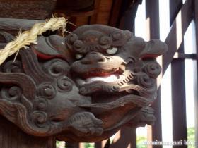 浅間神社(府中市美好町)7