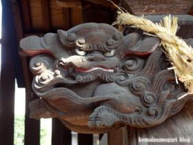浅間神社(府中市美好町)8
