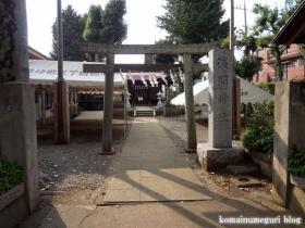 浅間神社(府中市美好町)1