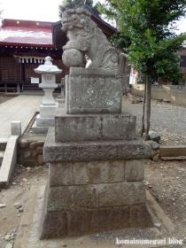 浅間神社(府中市美好町)3