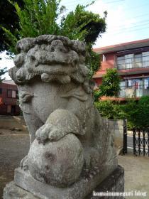 浅間神社(府中市美好町)4