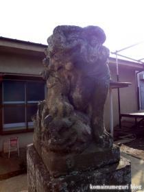 浅間神社(府中市美好町)9