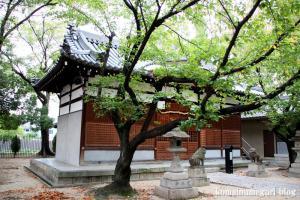 八坂神社(大阪市平野区喜連東)7