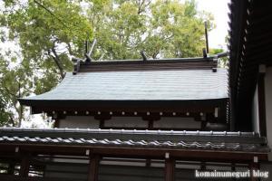 八坂神社(大阪市平野区喜連東)8