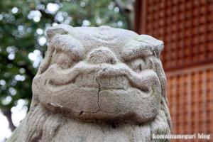 八坂神社(大阪市平野区喜連東)20