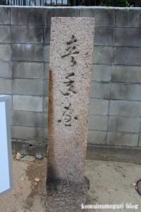 八坂神社(大阪市平野区喜連東)4