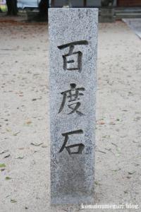 八坂神社(大阪市平野区喜連東)5