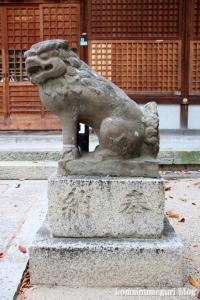 八坂神社(大阪市平野区喜連東)11