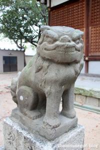 八坂神社(大阪市平野区喜連東)16
