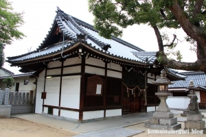 瓜破天神社(大阪市平野区瓜破)7