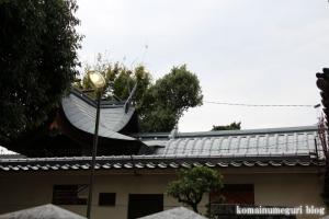 瓜破天神社(大阪市平野区瓜破)10