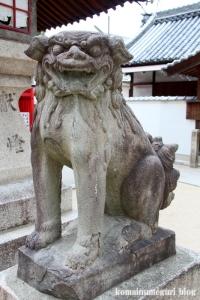 瓜破天神社(大阪市平野区瓜破)16