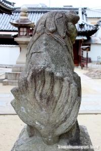 瓜破天神社(大阪市平野区瓜破)22