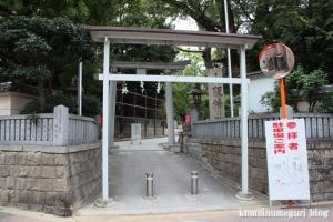 山阪神社(大阪市東住吉区山坂)1